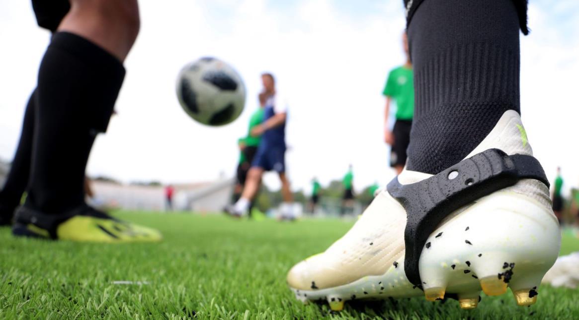 由阿尔塞纳~温格支持的体育技术公司,旨在彻底改变足球训练