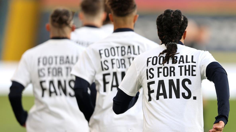 加里~莱因克尔呼吁球迷支持英式足球独立监管机构的请愿