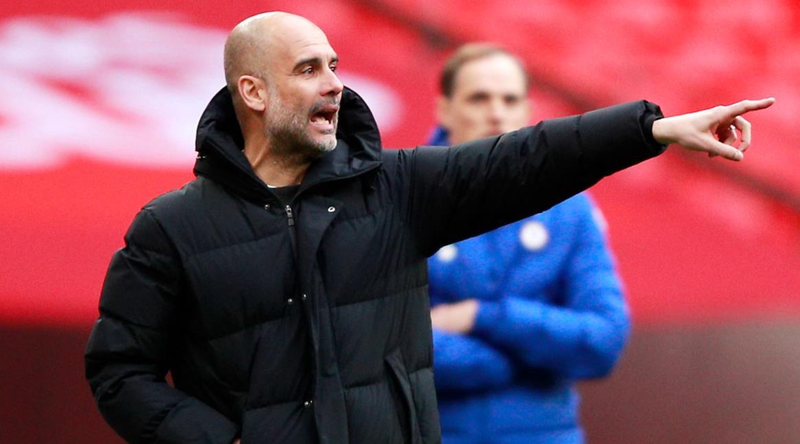 英超联赛的胜利可以给曼城带来冠军联赛决赛的动力