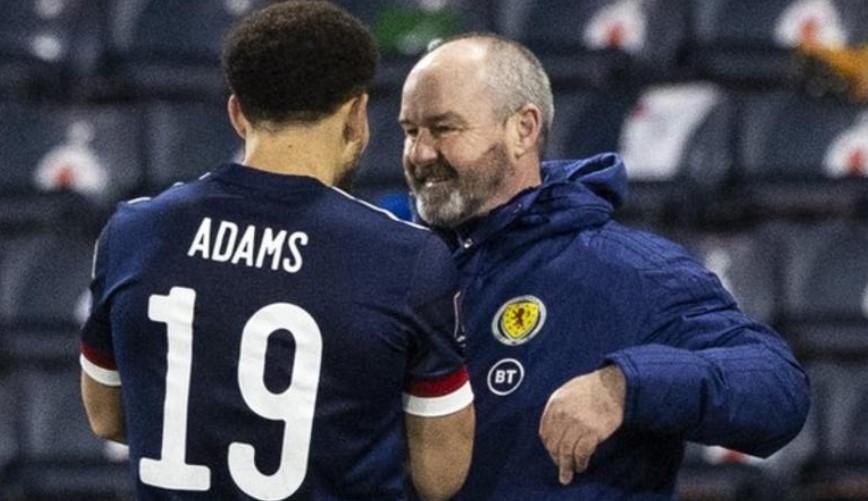 """苏格兰欧洲杯队的""""令人高兴的原因"""""""