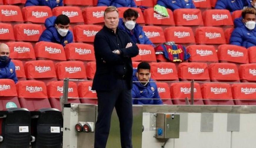 巴塞罗那经理表示在俱乐部感受不到尊重