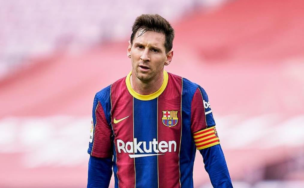 """国王杯的胜利是巴塞罗那的""""转折点""""-梅西"""