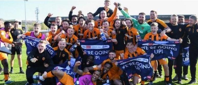 本赛季英格兰足球甲级联赛球队的最终成绩
