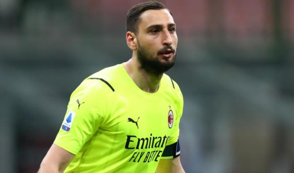 吉安路易吉~多纳鲁马离开米兰成为自由球员-保罗~马尔蒂尼