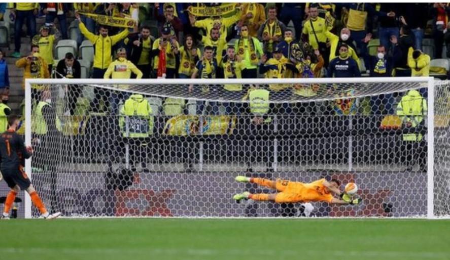 比利亚雷亚尔破碎了曼联的欧足联欧洲冠军联赛的梦