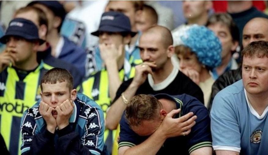 欧洲冠军联赛决赛:曼城球迷对英格兰足球乙级联赛的绝望之旅