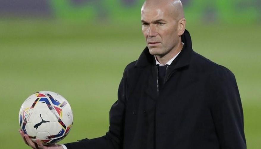 齐内丁·齐达内第二次以经理的身份离开皇家马德里