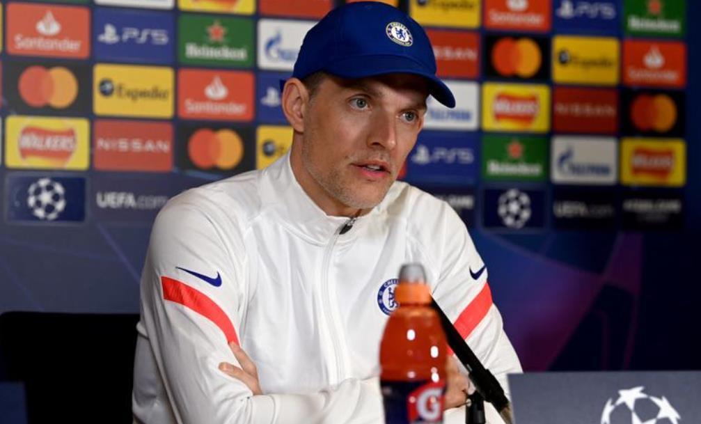 图切尔在欧洲冠军联赛的荣耀中获得第二名