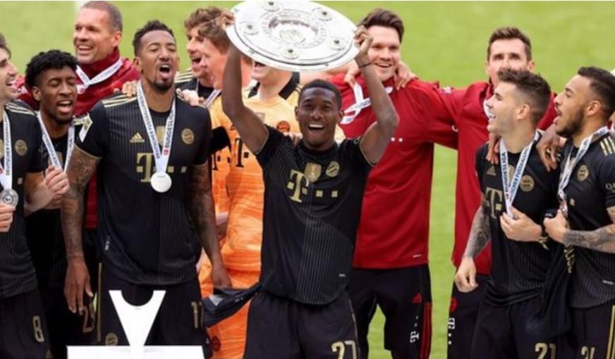 大卫.阿拉巴已从拜仁慕尼黑转移到皇家马德里