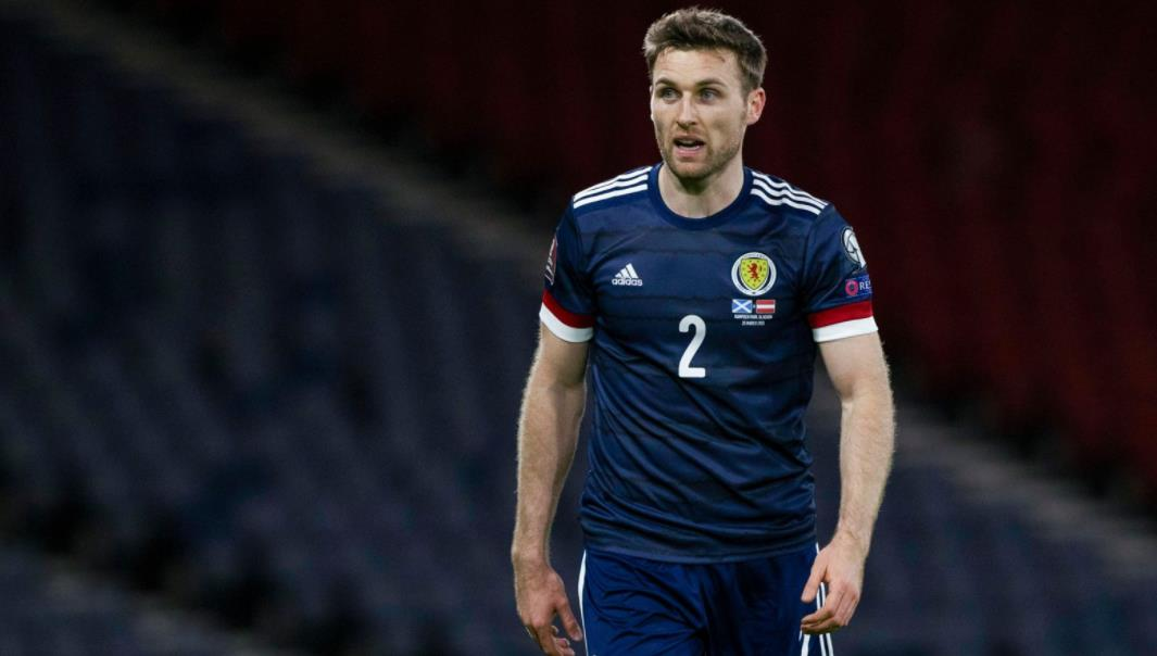 """苏格兰后卫认为国家可以使2020年欧洲杯取得进展并实现""""伟大"""""""