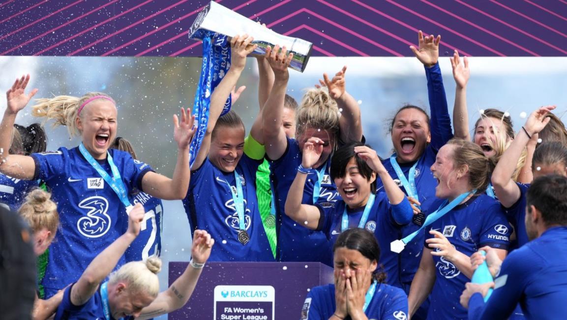 女子足总杯:追求三冠的切尔西在四强决赛中战胜了伯明翰