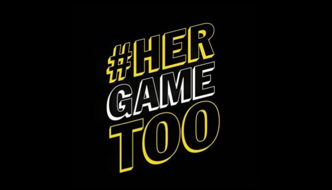 """反对足球中的性别歧视的""""HerGameToo""""反性别主义运动"""