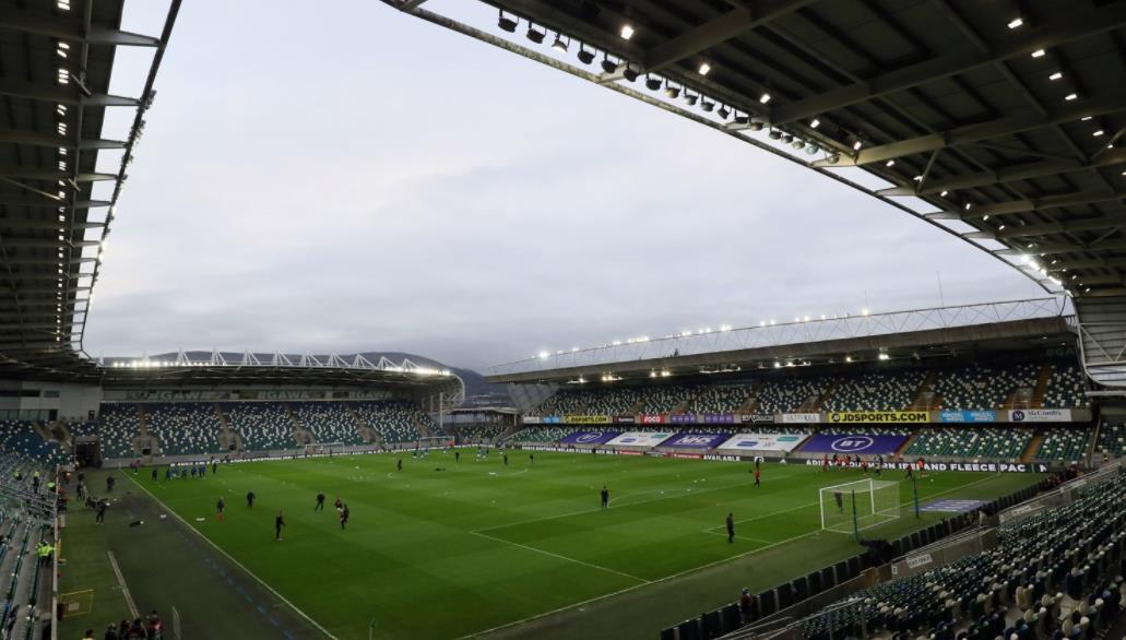 欧洲超级杯决赛将在伊斯坦布尔转会后留在北爱尔兰