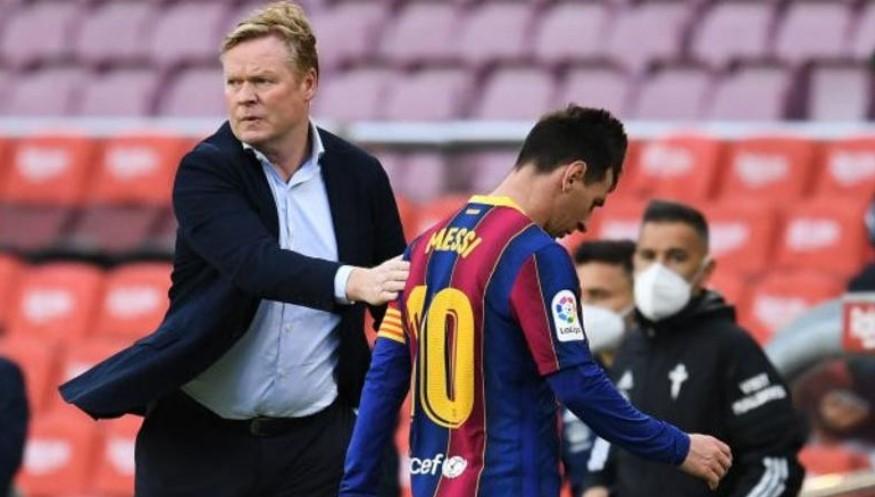 巴塞罗那确认罗纳德·科曼将继续担任经理