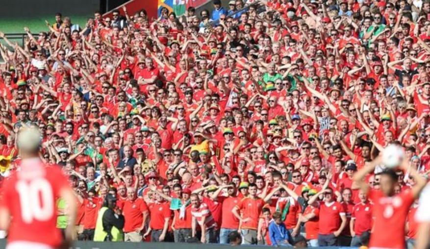 """2020 年欧洲杯:威尔士等待已久的""""红墙""""在对阵阿尔巴尼亚的友谊赛时即回归"""