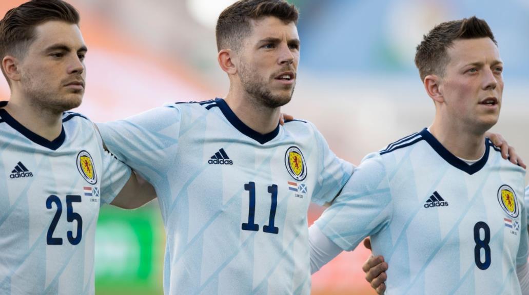 瑞安~克里斯蒂说苏格兰的目标是再次证明他们属于主要的国际锦标赛