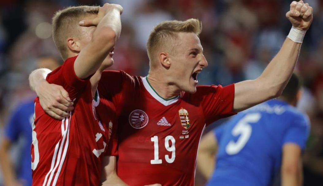 匈牙利在热身赛击败了塞浦路斯