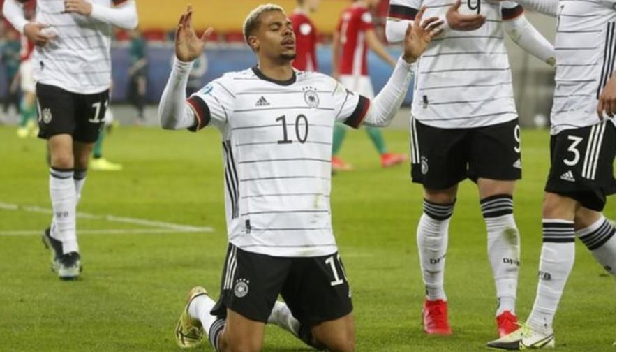 葡萄牙队必须战胜德国队以获得得欧洲U-21足球锦标赛冠军