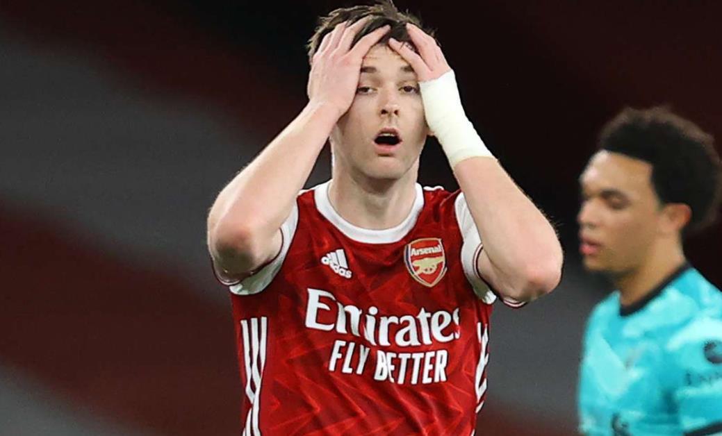 基兰~蒂尔尼担心膝关节受伤可能会使他在苏格兰参加的2020欧洲杯梦想结束
