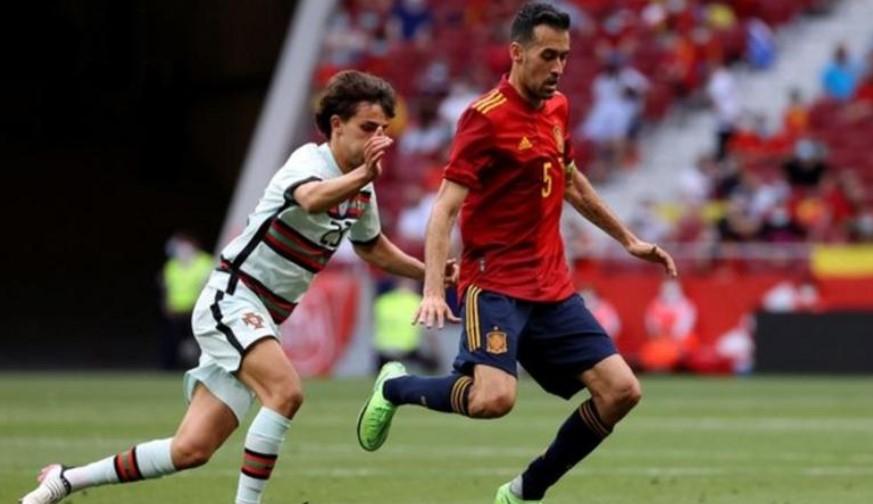 2020 年欧洲杯:西班牙队长塞尔希奥·布斯克茨的核酸检测为阳性