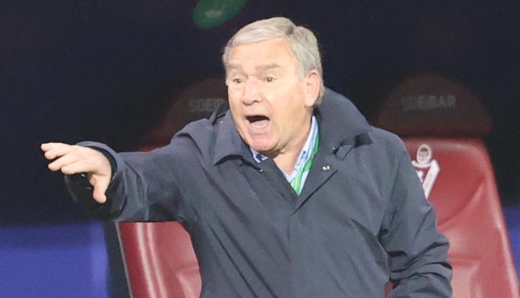 克莱门特第二次担任利比亚教练
