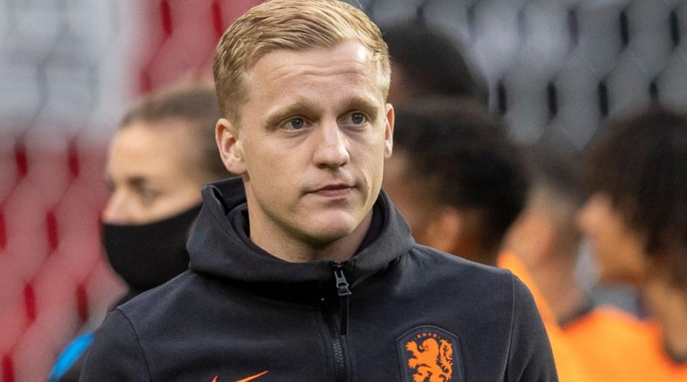 曼联中场因伤退出荷兰 2020 年欧洲杯