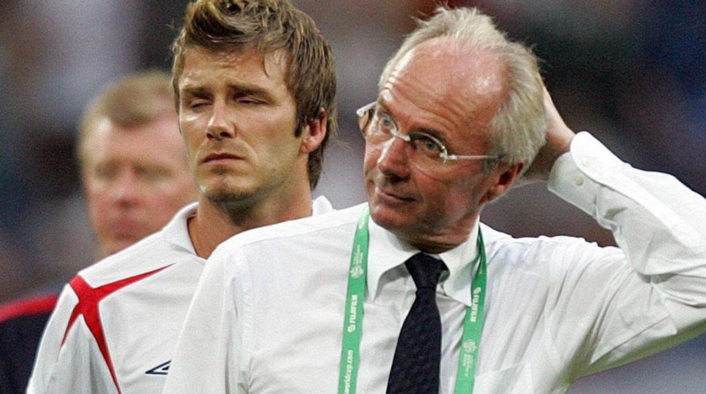 斯文~戈兰~埃里克森说,英格兰不得不接受受伤的哈里~马奎尔和乔丹~亨德森