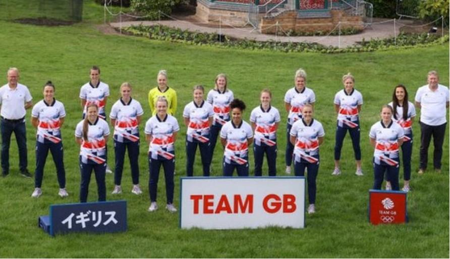 英国队:英国奥林匹克女子足球球队将与赞比亚进行友谊赛