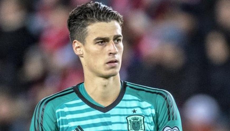 2020 年欧洲杯:布斯克茨核算检测为阳性后,切尔西门将凯帕·阿里扎巴拉也加入了西班牙隔离区