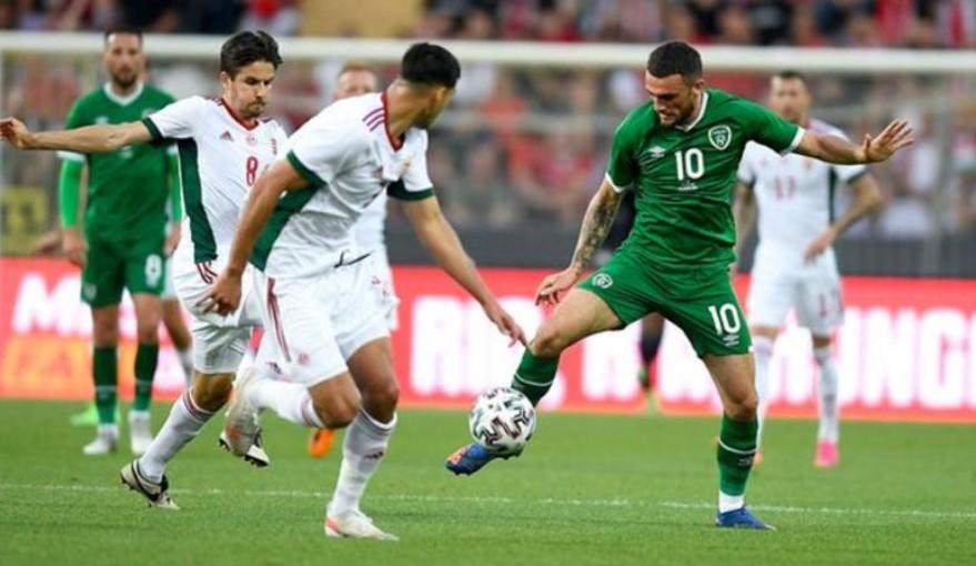 爱尔兰共和国的门将惊艳了球队