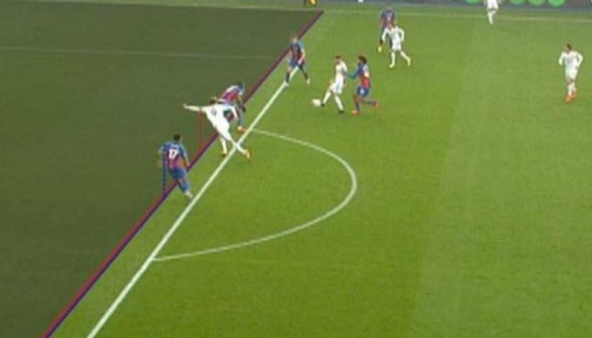 英超联赛在下赛季评估越位判罚时将使用更粗的线