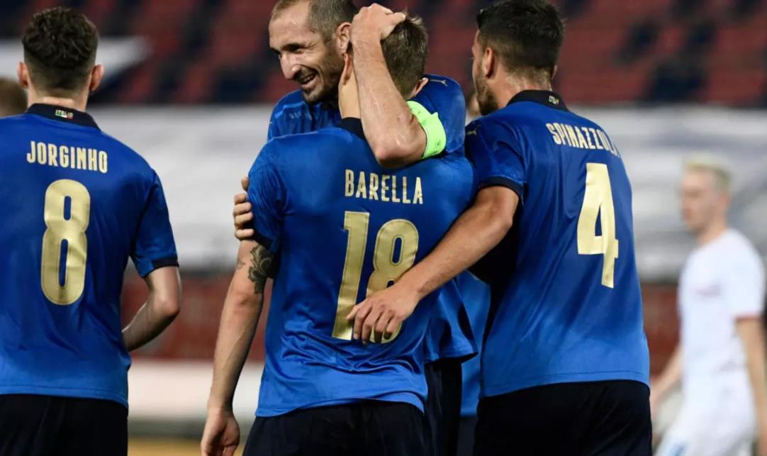 世界杯失败后,意大利渴望参加2020年欧洲杯