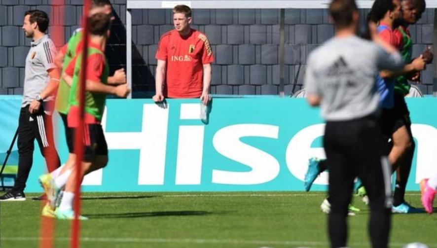 比利时对阵俄罗斯的赛事状况