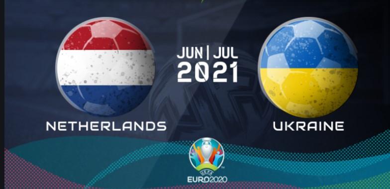 乌克兰和荷兰将在重大赛事上首次交锋