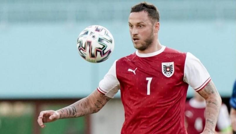 马尔科·阿尔诺托维奇可能会在奥地利的首场欧洲杯赛事上作为替补员