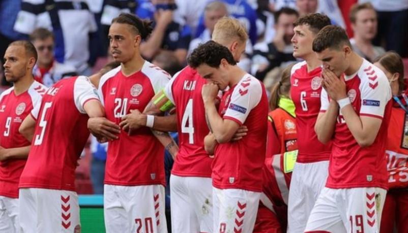克里斯蒂安·埃里克森昏倒事件:彼得·舒梅切尔批评继续丹麦对芬兰比赛的决定