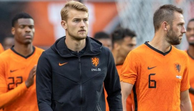 马蒂斯·德利赫特将在欧洲杯首站之前接受评估