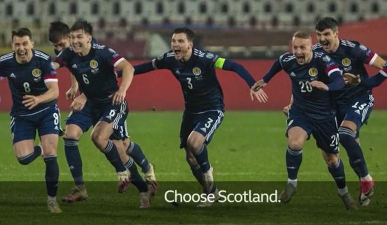 苏格兰23年以来的重大赛事