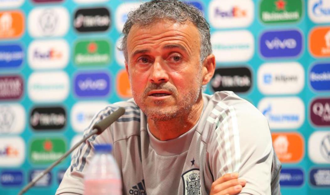 恩里克敦促所有西班牙球员成为领袖