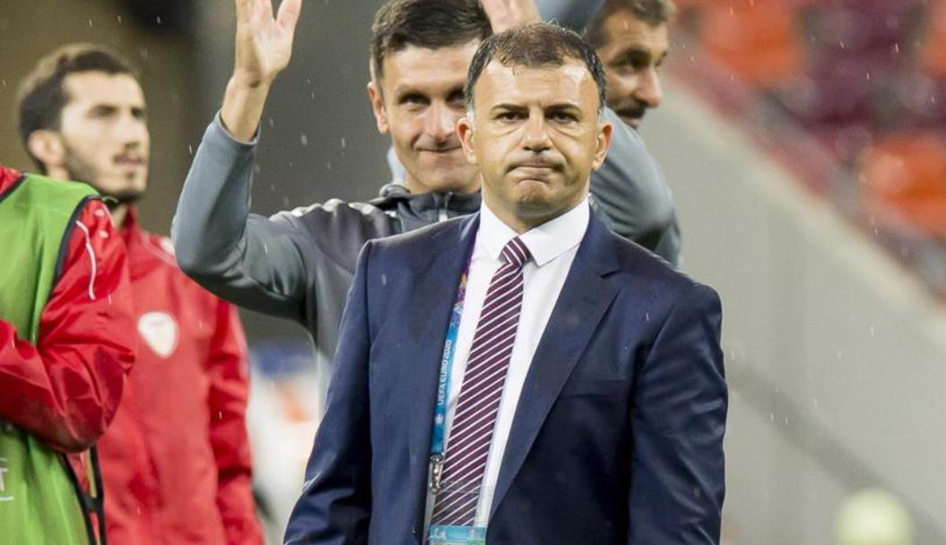 教练说北马其顿可以昂首阔步