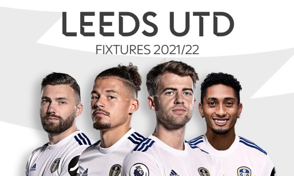 利兹联:英超联赛 2021/22 赛程表