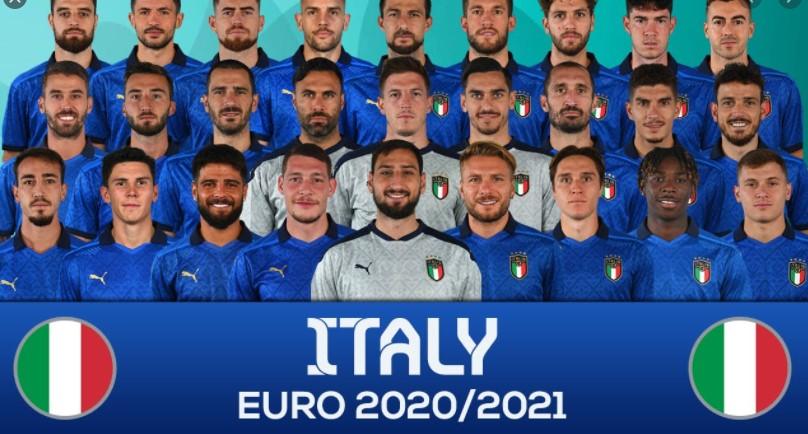 意大利国家足球队已发表声明