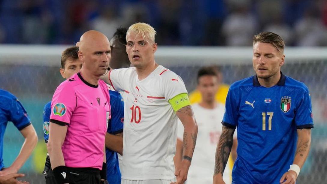 闷闷不乐的瑞士承认在对阵意大利中表现不佳