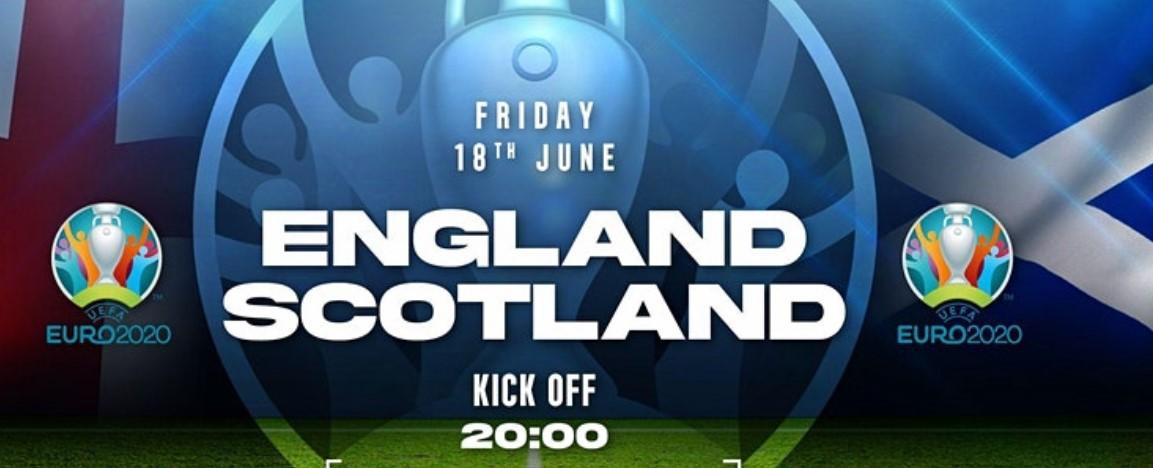 英格兰与苏格兰25年以来的首次重大赛事交锋