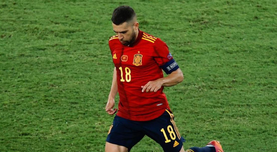 阿尔巴支持西班牙在对斯洛伐克的压力比赛中表现出色