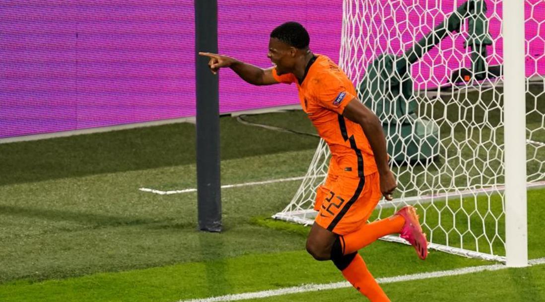 2020 年欧洲杯新星邓弗里斯认为还有改进的空间