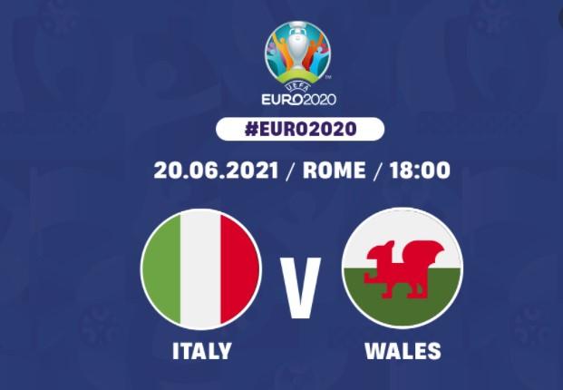 意大利在罗马等待着威尔士