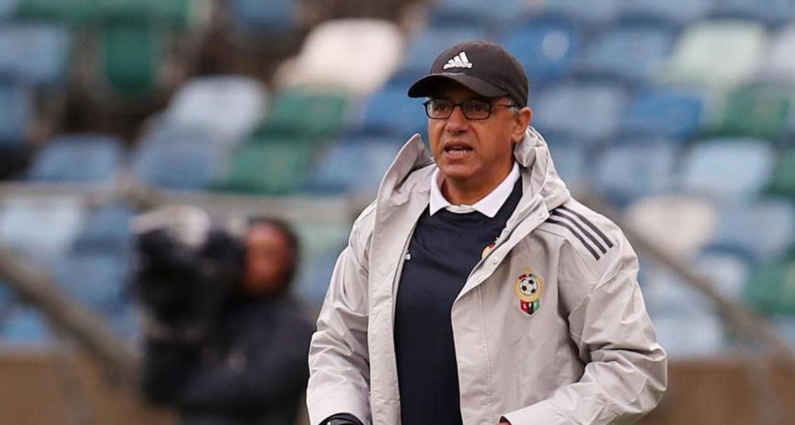 博茨瓦纳与阿尔及利亚教练阿姆鲁什分道扬镳