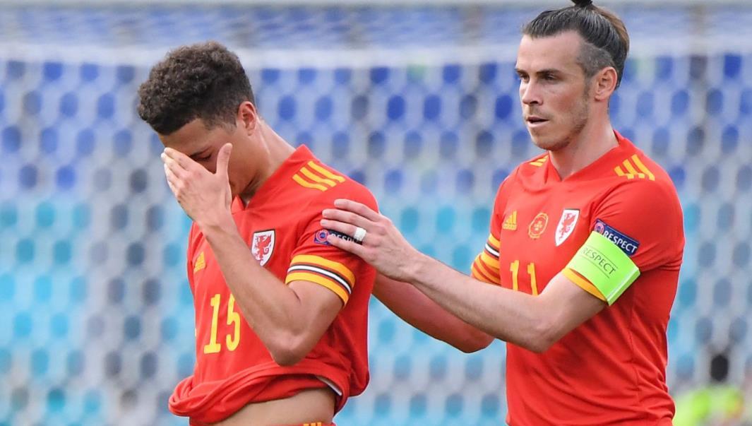 尽管在罗马失利,但贝尔仍在进入欧洲杯16 强后表扬威尔士队友