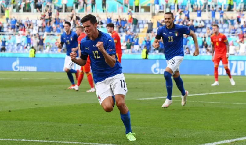 意大利再次强调了他们的实力
